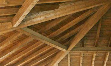 Edilegno tetti in legno realizzazione e rifacimento for Lucernari per tetti in legno